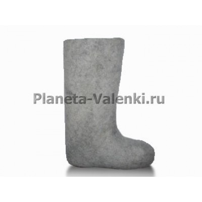 Обувь валяная обыкновенная Вьюга (серые)