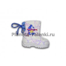 Валенки  детские с шнурком