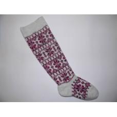 Носки шерстяные высокие(гетры)